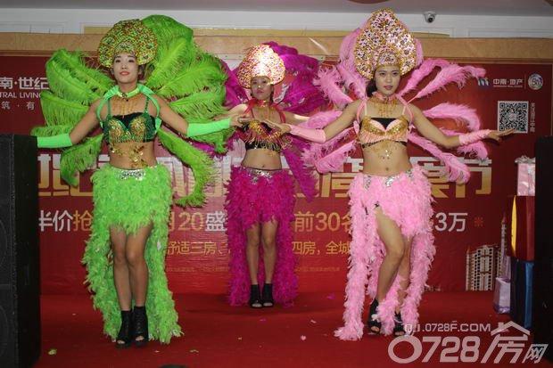 中南世纪锦城东南亚风情美食节浪漫开启!
